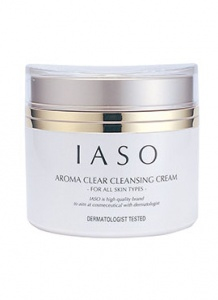 Kem Tẩy Trang AROMA CLEAR CLEANSING CREAM