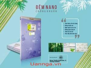Đệm Nano chống khuẩn 150*190*10cm
