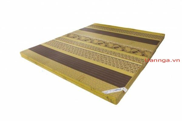 Đệm bông ép Dreamland vải Cotton 120*190*5F